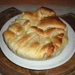 Torta salata con patate e carciofi | Ricette della Nonna