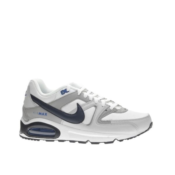 Nike air max command (Gs) Bianco