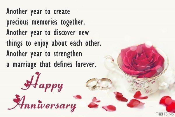 30 Heart-melting Wedding Anniversary Quotes Ideas ...