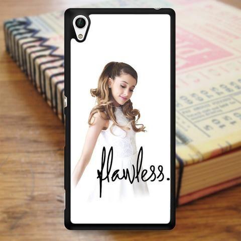 Ariana Grande Flawless Sony Experia Z4 Case