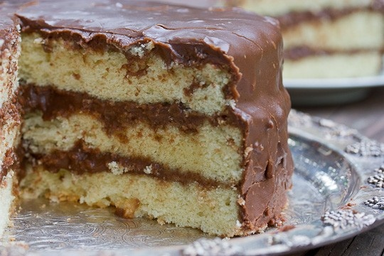 Boiled Chocolate Icing | Favorite Recipes | Pinterest