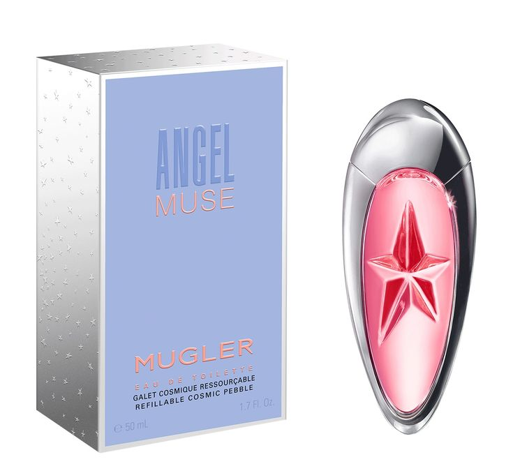 Angel Muse Eau de Toilette packshot