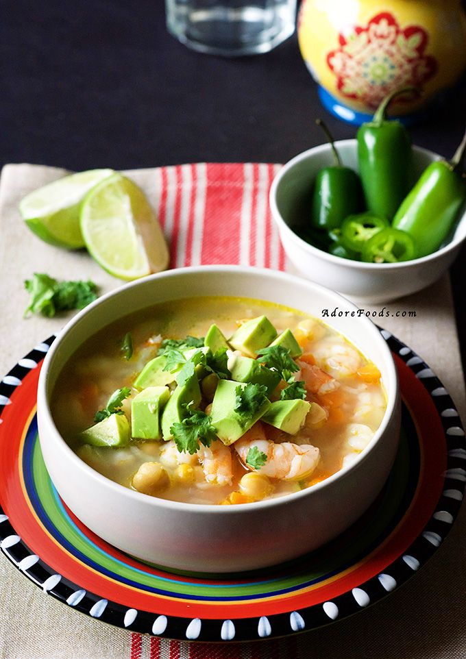 Quick, authentic and incredibly tasty Mexican Seafood Soup recipe. If you love Mexican food, you probably already have most of the ingredients in your pantry, so will be really easy to make this soup. Mexican has become one of my favorite cuisines along wth the Brazilian one during the last couple of years. Most of... Read More »