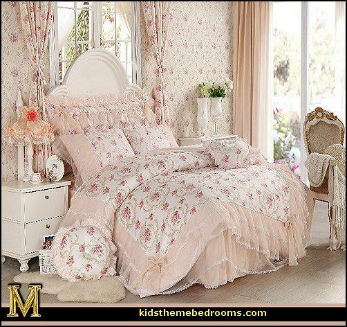 Victorian style bedding sets victorian bedroom decor for Suhagrat bed decoration design