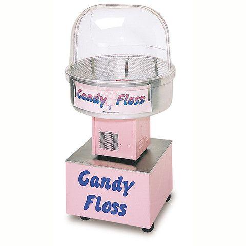 Candy Floss Cart: 'About Cart' Gold Medal #3148FC