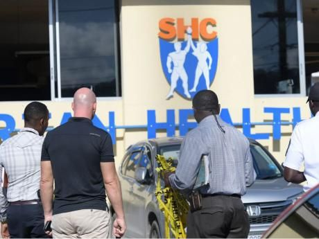 Reputed gangster shot while leaving Spartan gym | News | Jamaica Gleaner