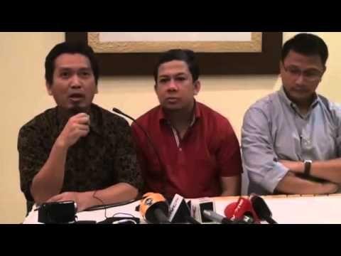 Konfrensi Press PKS Klarifikasi atas penyitaan liar KPK_2