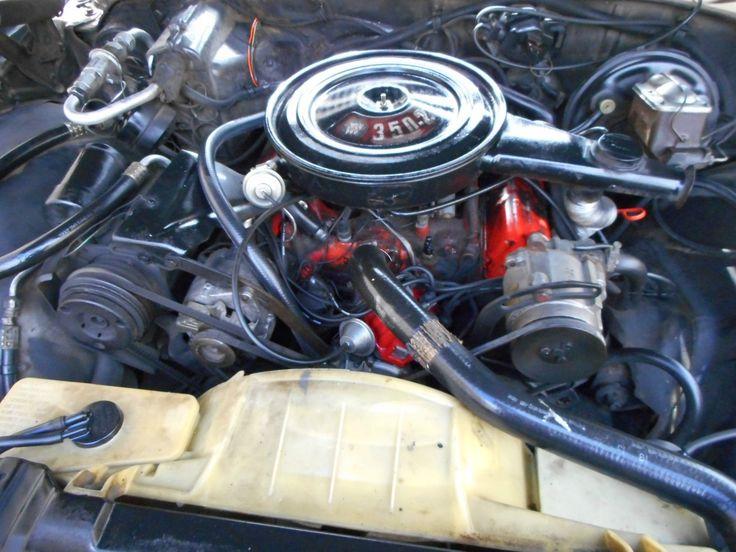 """1973 Buick Centurion Regal 350 V8 2bbl with original """"Smog"""