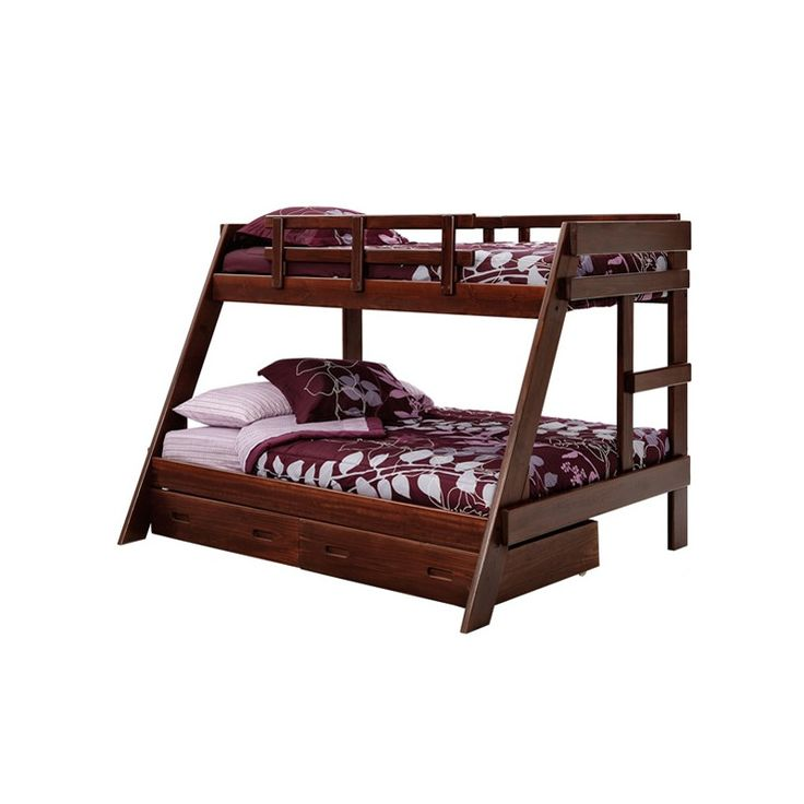 Best The Heartland Bunk Bed With Drawers Offers A Space Saving 640 x 480