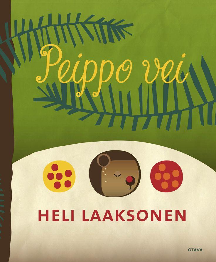 Title: Peippo vei | Author: Heli Laaksonen | Designer: Tuuli Juusela