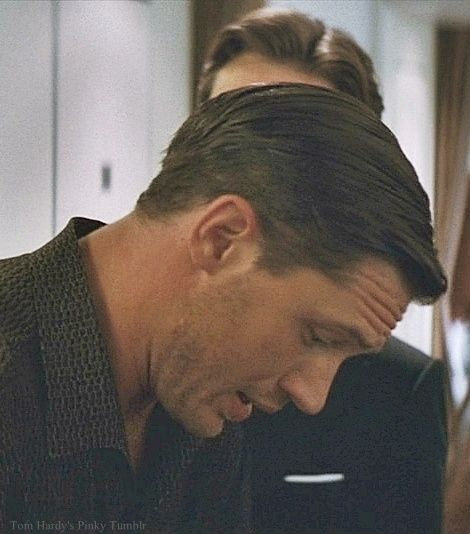 I find his Eames hair unbelievably sexy. Judge if you must.