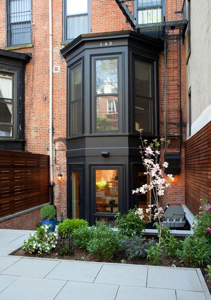Cobble Hill, Brooklyn beauty! backyard, outdoor space...