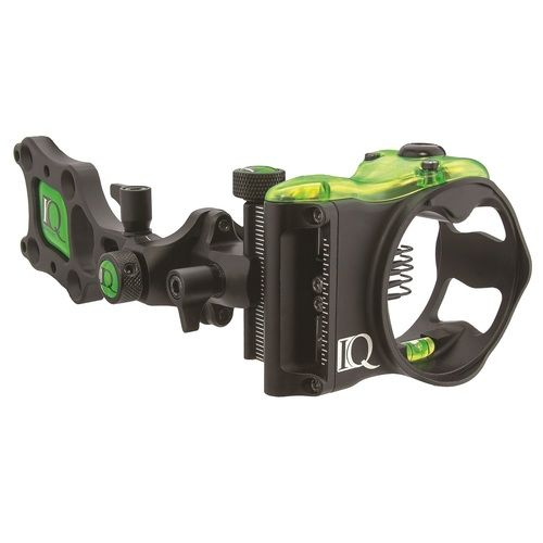 Field Logic-IQ Micro 5 Pin Bow Sight - Left Handed