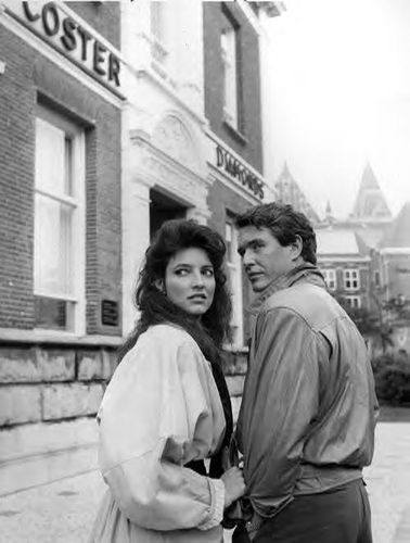 Tom Berenger and Madolyn Smith Osborne in If Tomorrow Comes (1986)