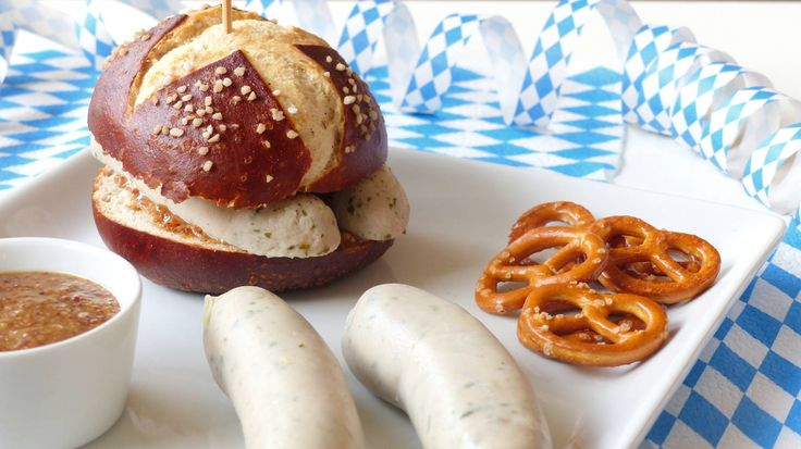 Weißwurstburger | Oktoberfest & Wiesn | Rezept 2