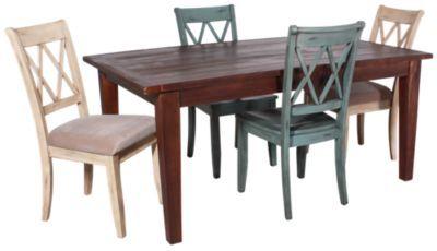 | Ashley Mestler 5-Piece Dining Set | Homemakers Furniture