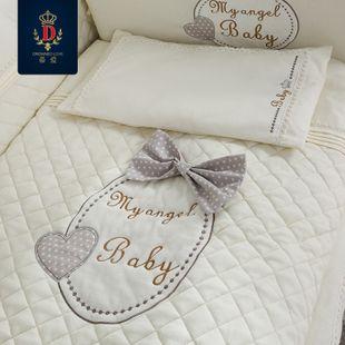 L'amour de lit de bébé bébé, literie coton autour de quatre saisons lit bébé de lit d'enfant de biens de luxe - costume de noblesse