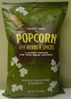 What's Good at Trader Joe's?: Trader Joe's Popcorn with Herbs and Spices
