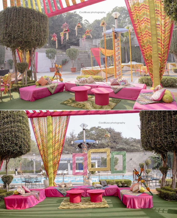 Whimsical Indian Wedding By Cool Bluez Photography