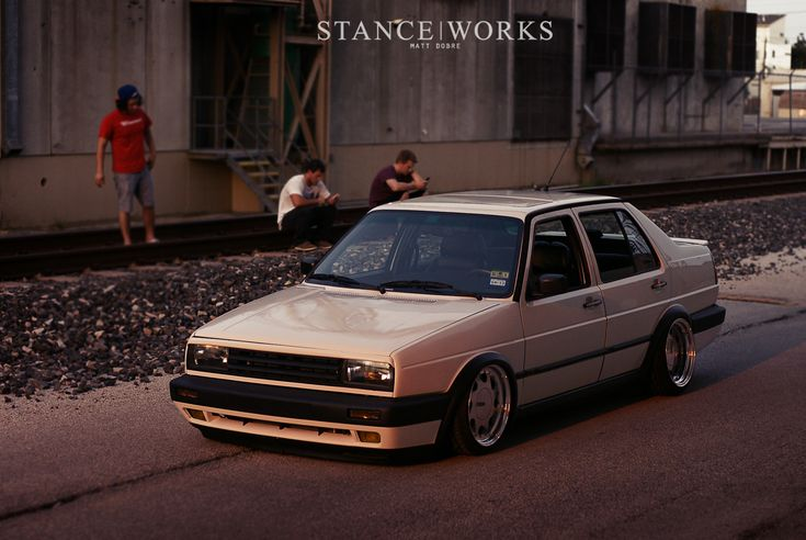 NO PART LEFT BEHIND – CLAY HUNDLEY'S MK2 GLI