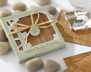 wedding souvenir inspiration - coasters