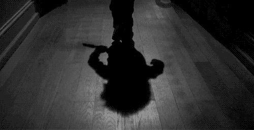 scary movie shadows | Spooky Shadows | Pinterest | Kid ...