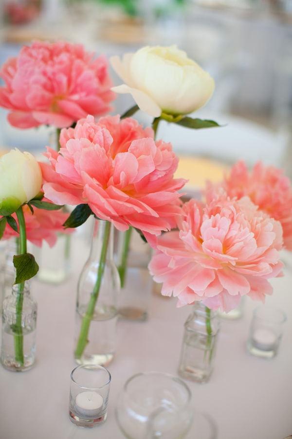 cute single flower displays