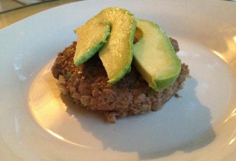 Fast Paleo » Garlicky Onion Bison Burgers - Paleo Recipe Sharing Site