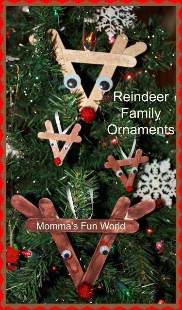 #knutselen met #kinderen tijdens #kerst: #DIY