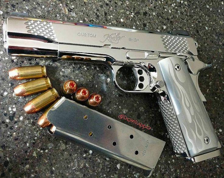 #mulpix #Repost @donluppo ・・・ My @kimberamerica Stainless Raptor ll 1911 45 High Polished by @patriot_gun_polishing #Kimber #1911 #45 #handgun #1911porn #gunporn #pewpew #pewlife #defendthesecond #nra #glock #colt #tactical #badass #secondamendment #molanlabe #righttobeararms #gunnut #guns #firearms #gunblessamerica #sonomacounty #norcal