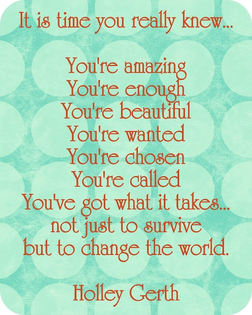Your Amazing: Youre Amazing Quotes. QuotesGram