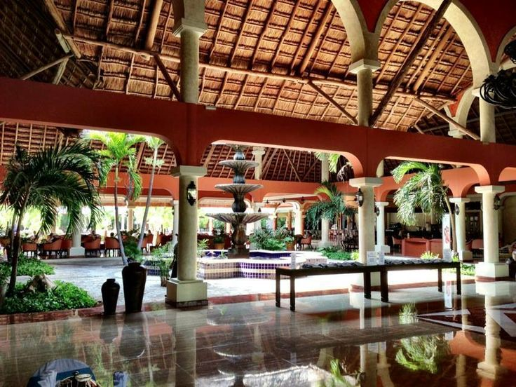 Grand Palladium Mayan Riviera, Lobby