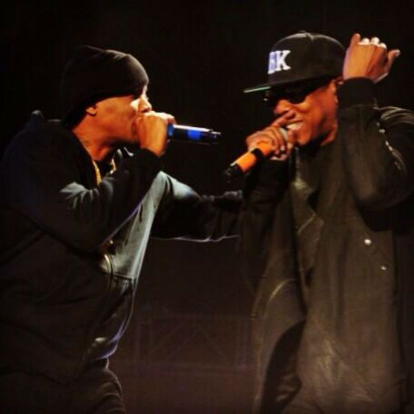 [Video] Jay Z Joins Nas On Stage At Coachella
