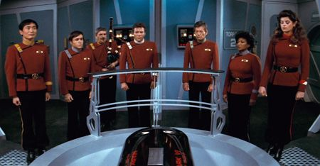 Star Trek II: The Wrath of Khan - Wikipedia, the free encyclopedia