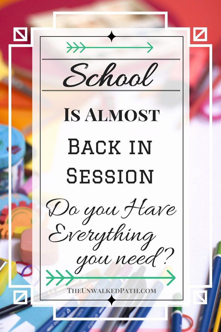 School is almost in session. Do you have everything you need for your Children on their first day of school? Backpacks, Lunch bags, Classroom Supplies,Storage and Organization etc.