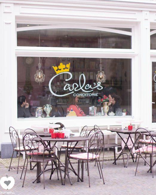 hotspot Utrecht- Carla's Conditorie | Bioteaful
