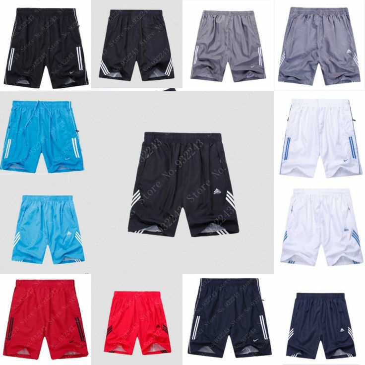 Men Cargo Shorts Capris Workout Man Shorts Boy Bermuda Sports Shorts Sweatpants Tracksuit Bottoms Athletic Gym Jogging Running $9.80