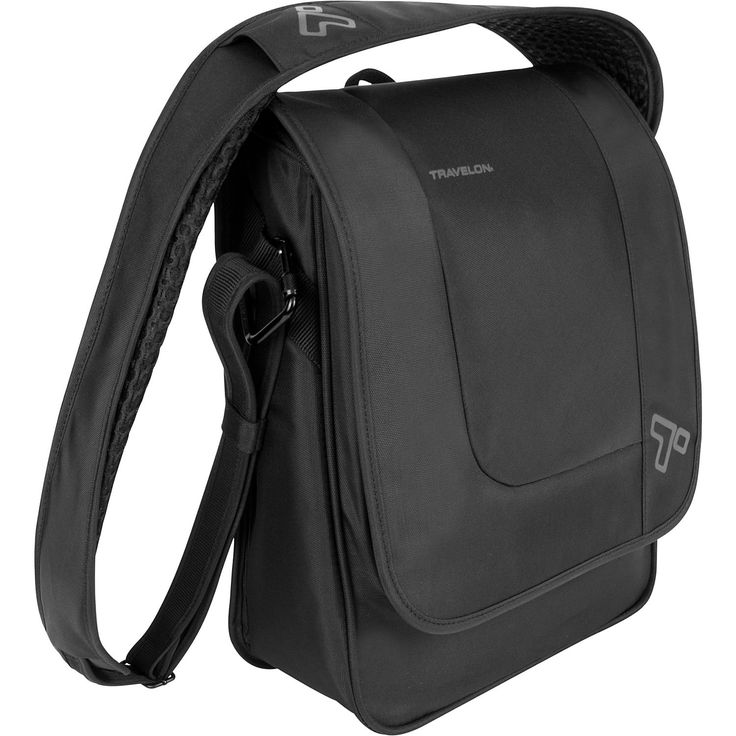 Travelon Anti-Theft Urban N/S Messenger Bag - eBags.com