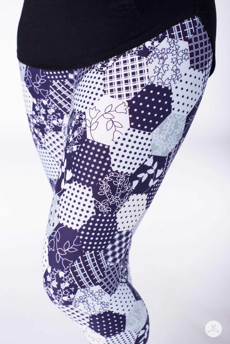 Material Girl | SweetLegs.ca SweetLegs new print Material Girl: Eclectic with a strong retro vibe, you'll be stalking the mailman until these super sweet beauties arrive!