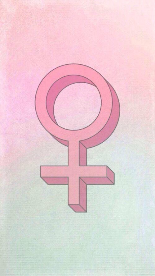 feminism, feminist, girl power, pink, wallpaper, woman