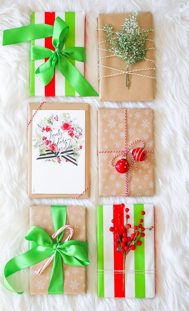 Creative And Elegant Holiday Gift Wrap Ideas By Southern Blogger