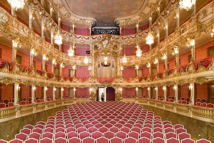 Did you know, the Bavarian State Opera is one of the oldest opera houses in the world? Visitors are impressed by the venue's electrifying exterior and magnificent interiors.  Image Courtesy: München Tourismus