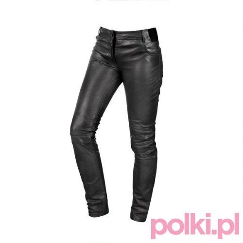 Skórzane spodnie Ochnik #polkipl #moda #fashion #trendy Style