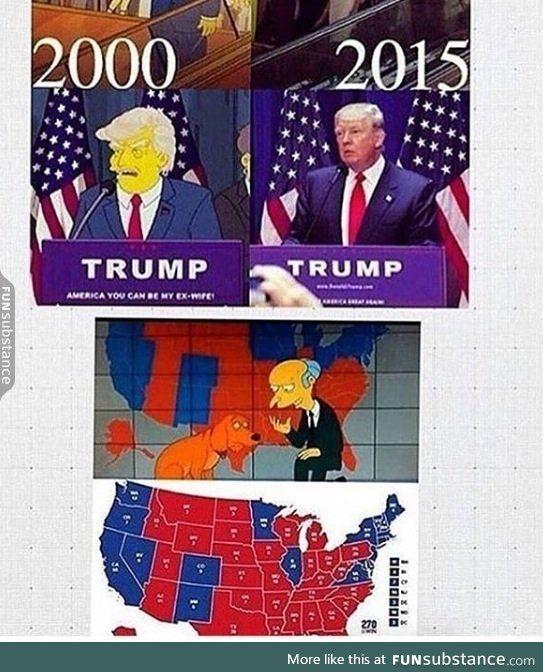 Simpsons = illuminati