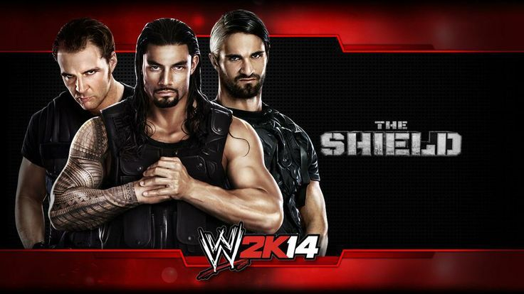 the shield wwe 2k14 game images  | the shield en wwe 2k14