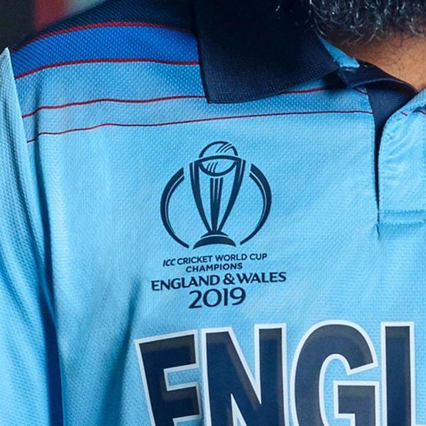 New Balance England Cricket Odi 2019 World Cup Winners Shirt Junior In 2020 World Cup Winners World Cup World Cup Champions
