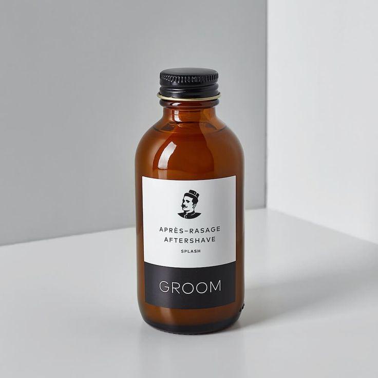 Tonique après-rasage entièrement naturel* pour ceux qui préfèrent un aftershave non crémeux.  Revigore la peau, apaise après le rasage et hydrate.  Fragrance d...