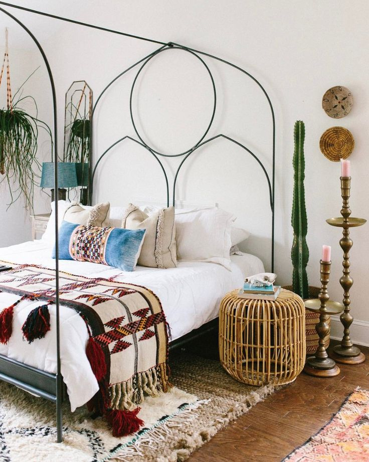 Bohemian Design Is Back For The Home And We Have Seen Numerous Looks Moving  Away From