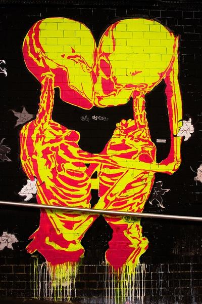 : Grffiti Artworkskiss, Street Artists, The Kiss, Urban Art, Art Callejero, Love Kiss, Skull Art, Kiss Art, Streetart
