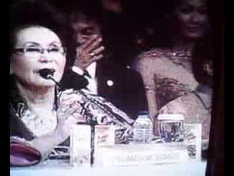 Sesi Pertanyaan Finalis Asal Kota PURWOKERTO Puteri Indonesia 2014
